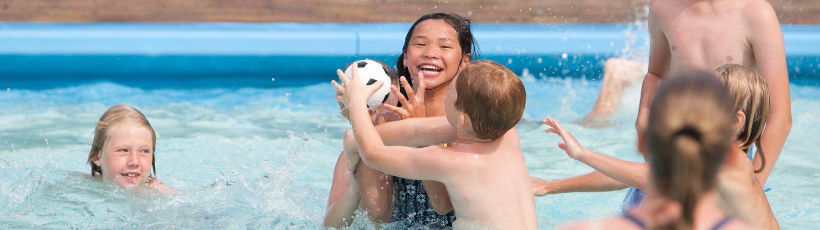 Kindercamping Drenthe met Zwembad