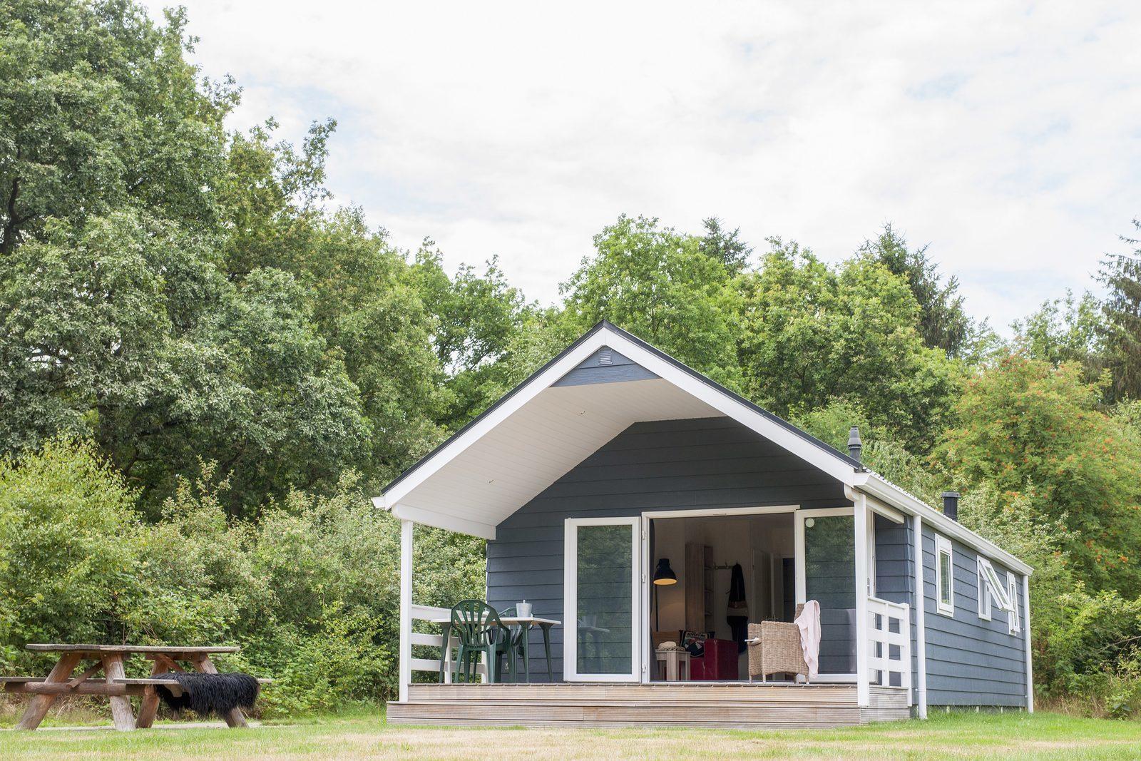 Kavel chalet Drenthe | Vakantiepark Witterzomer