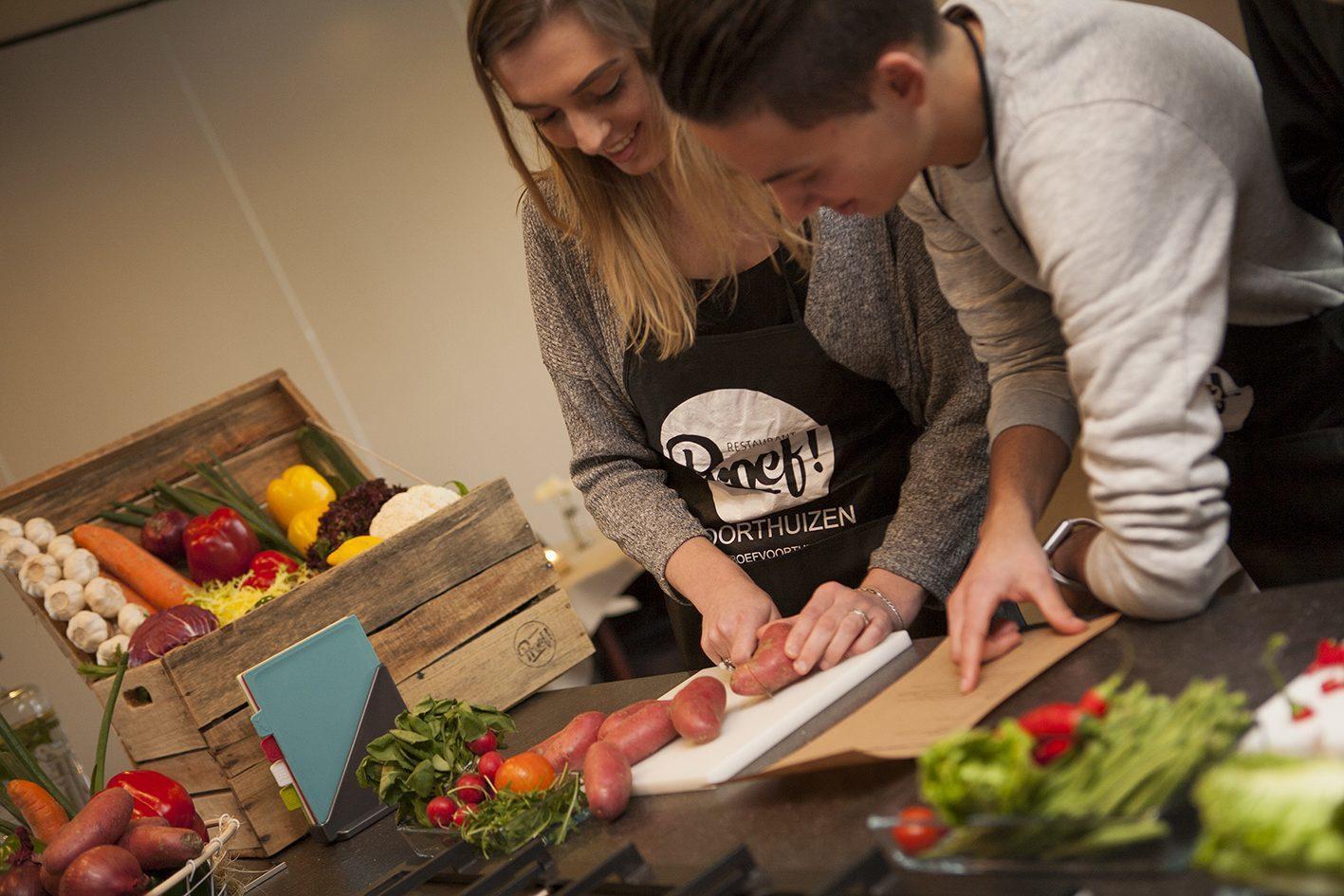 Kookworkshops in Voorthuizen op de Veluwe