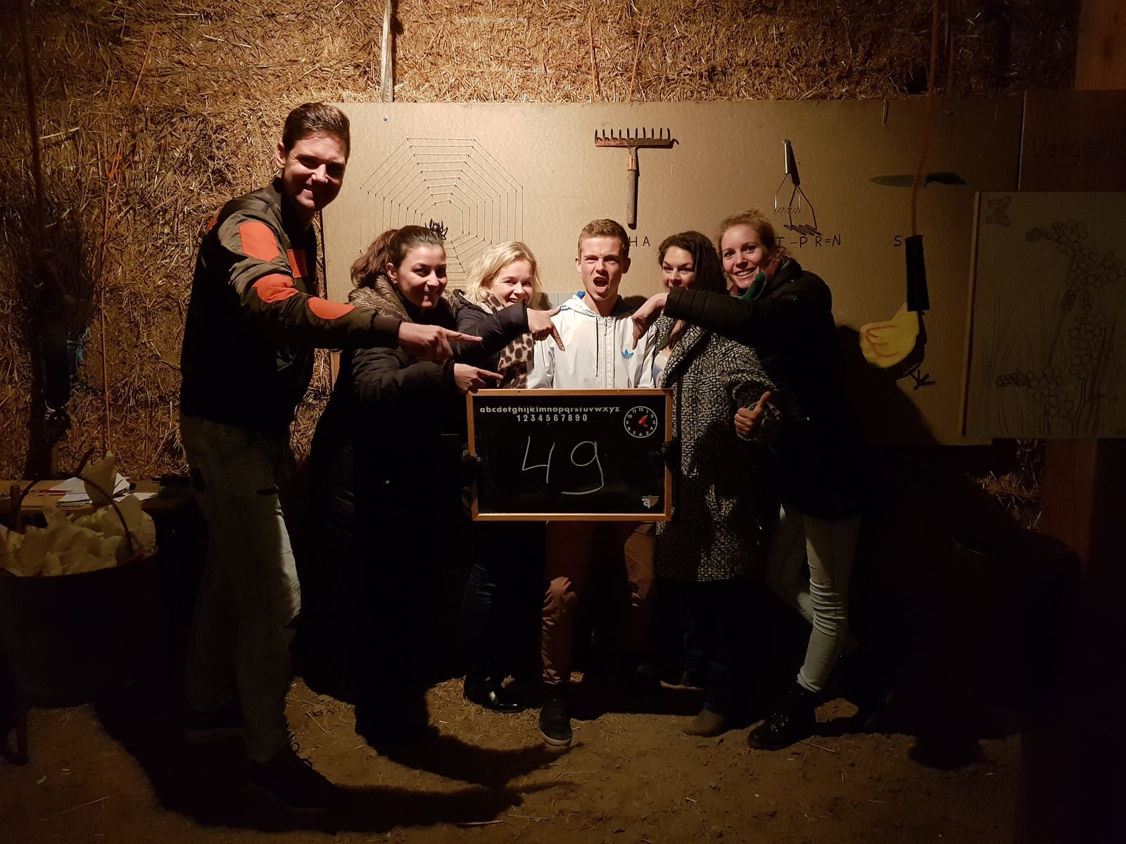 Escape room in Voorthuizen