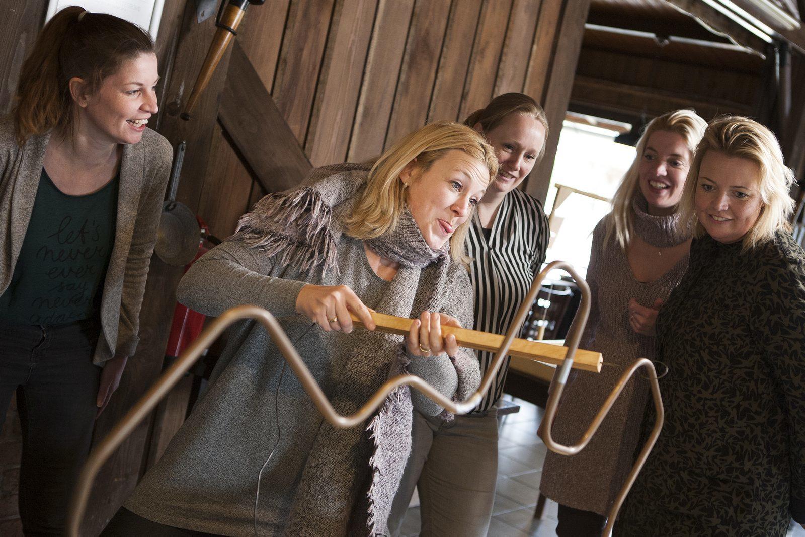 Oud Hollandse spelletjes in Voorthuizen