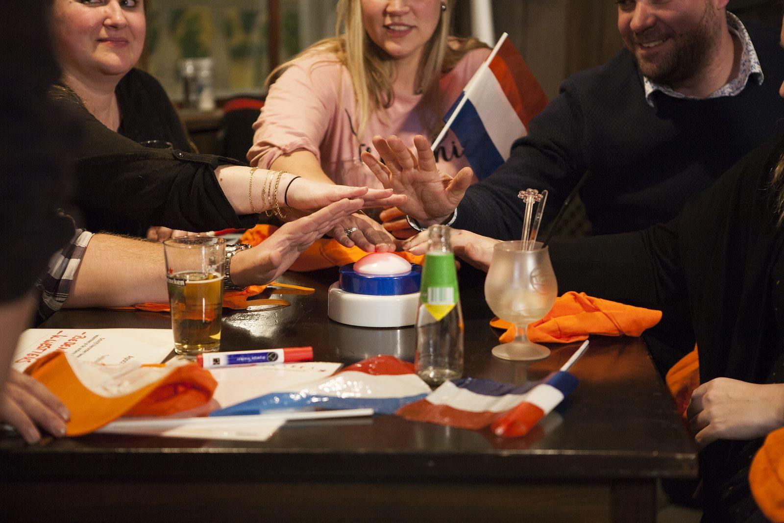 Dinerspel in Voorthuizen
