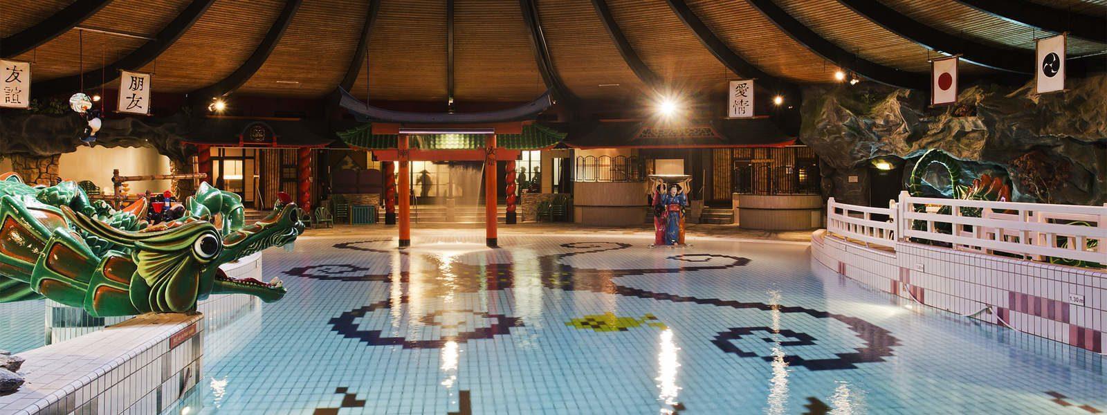 Swimming Paradise Bonte Wever