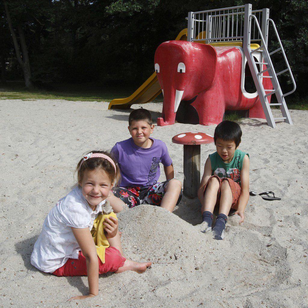 Fotos - Spielplätze und Hüpfburgen