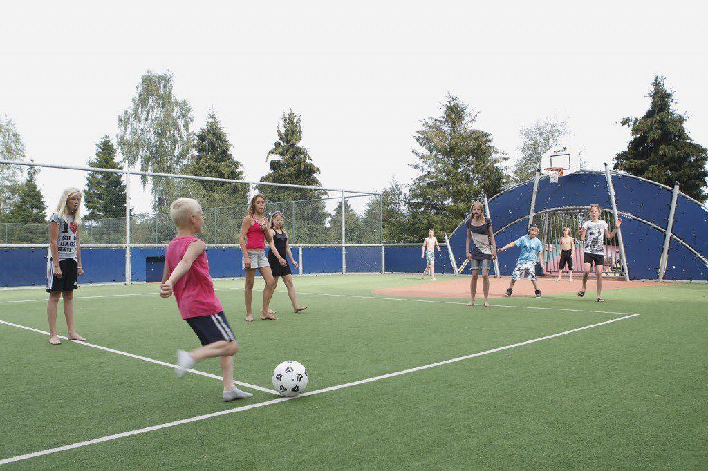 Sportvelden | Vakantiepark Witterzomer