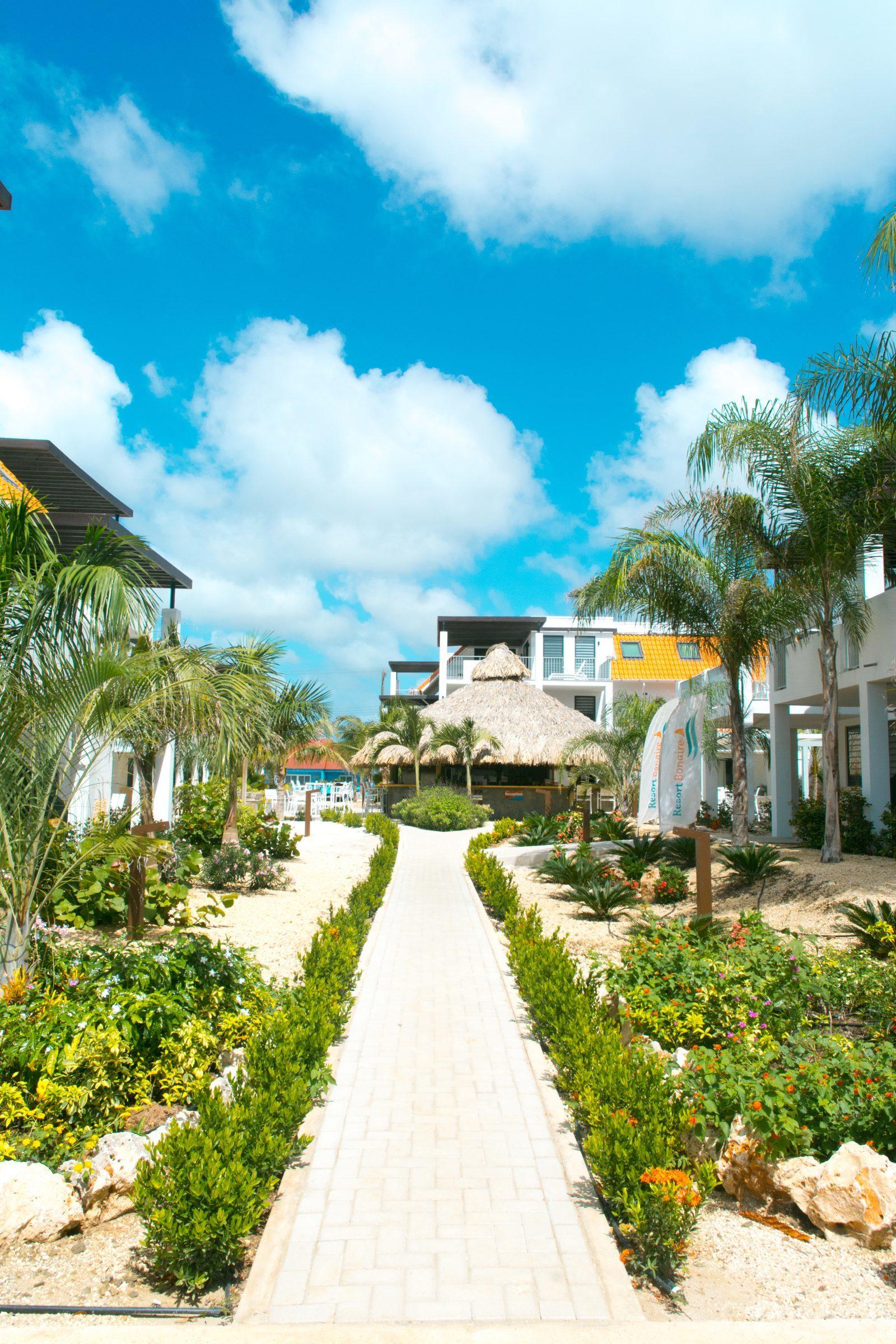 Ponte en contacto con Resort Bonaire