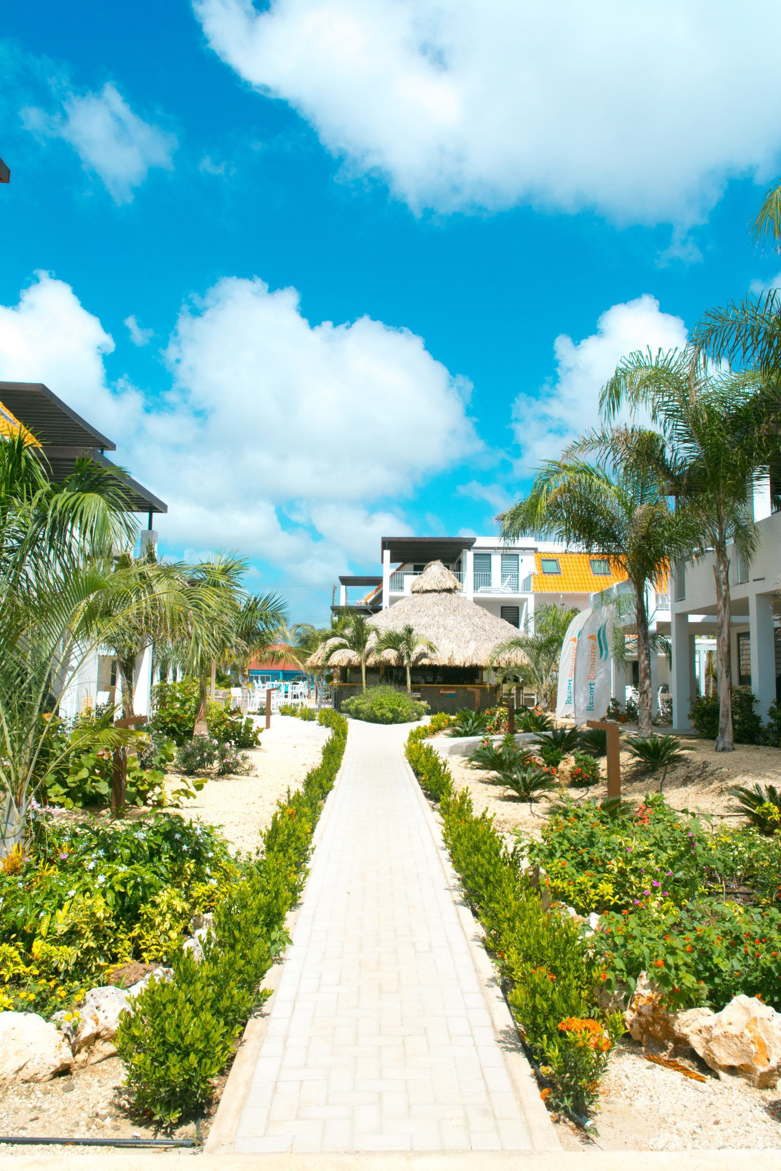 Contacto do Resort Bonaire
