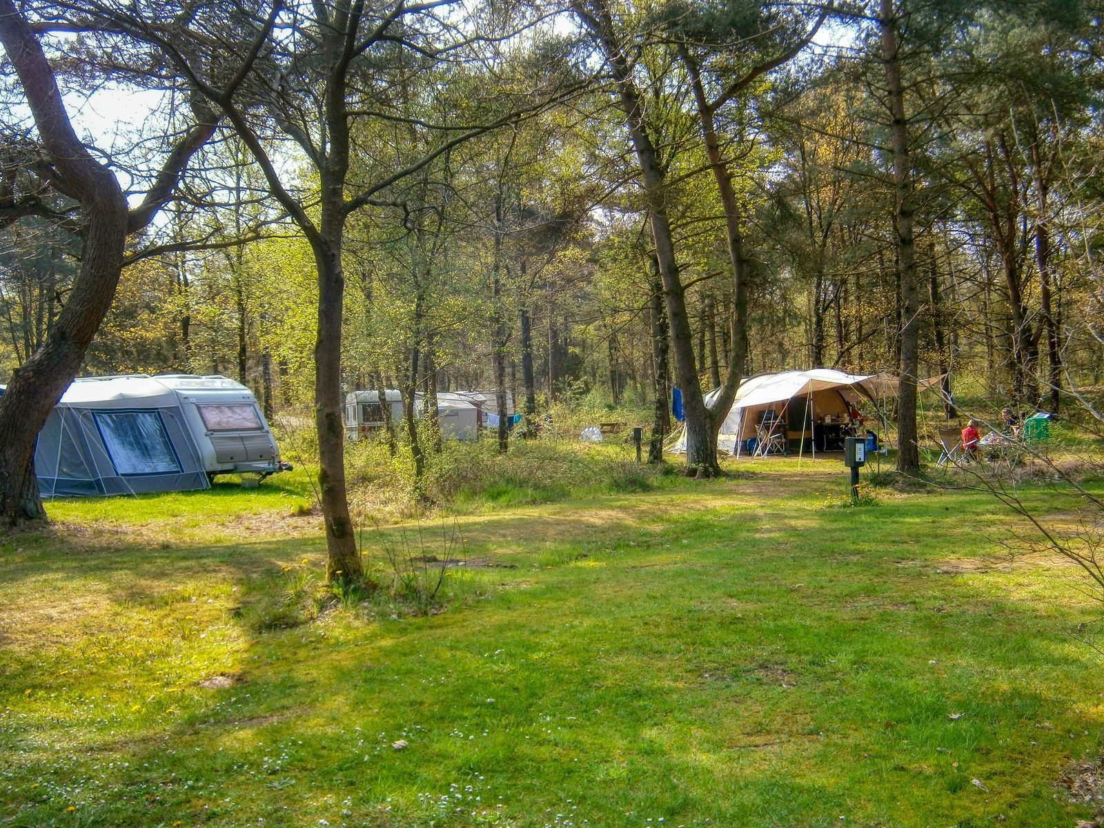50 plus camping Drenthe