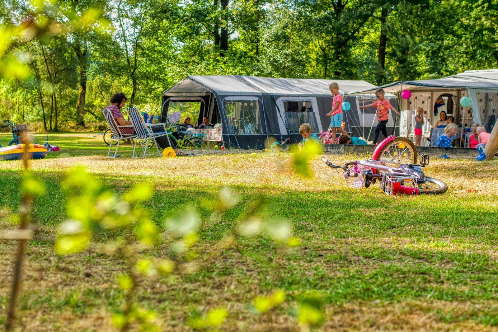 Camping Landgoed De Berenkuil