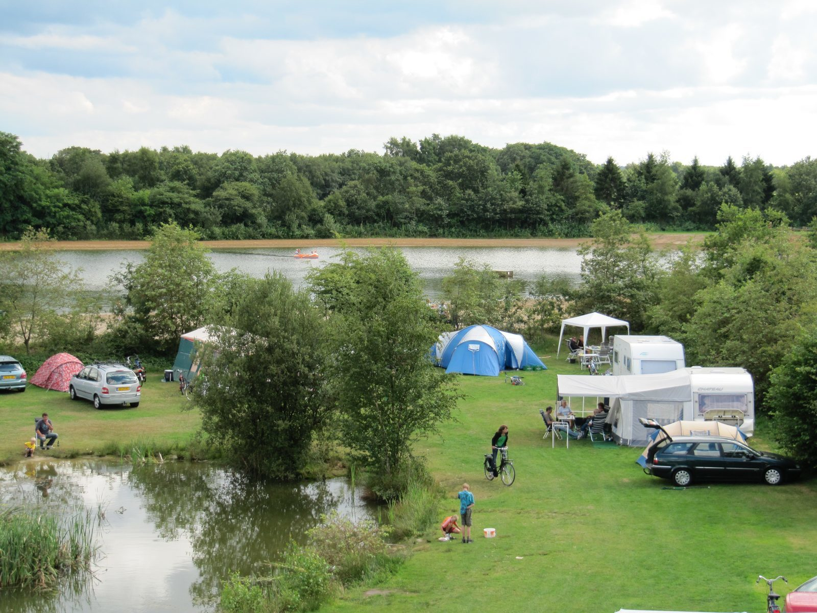 Last minute camping Drenthe