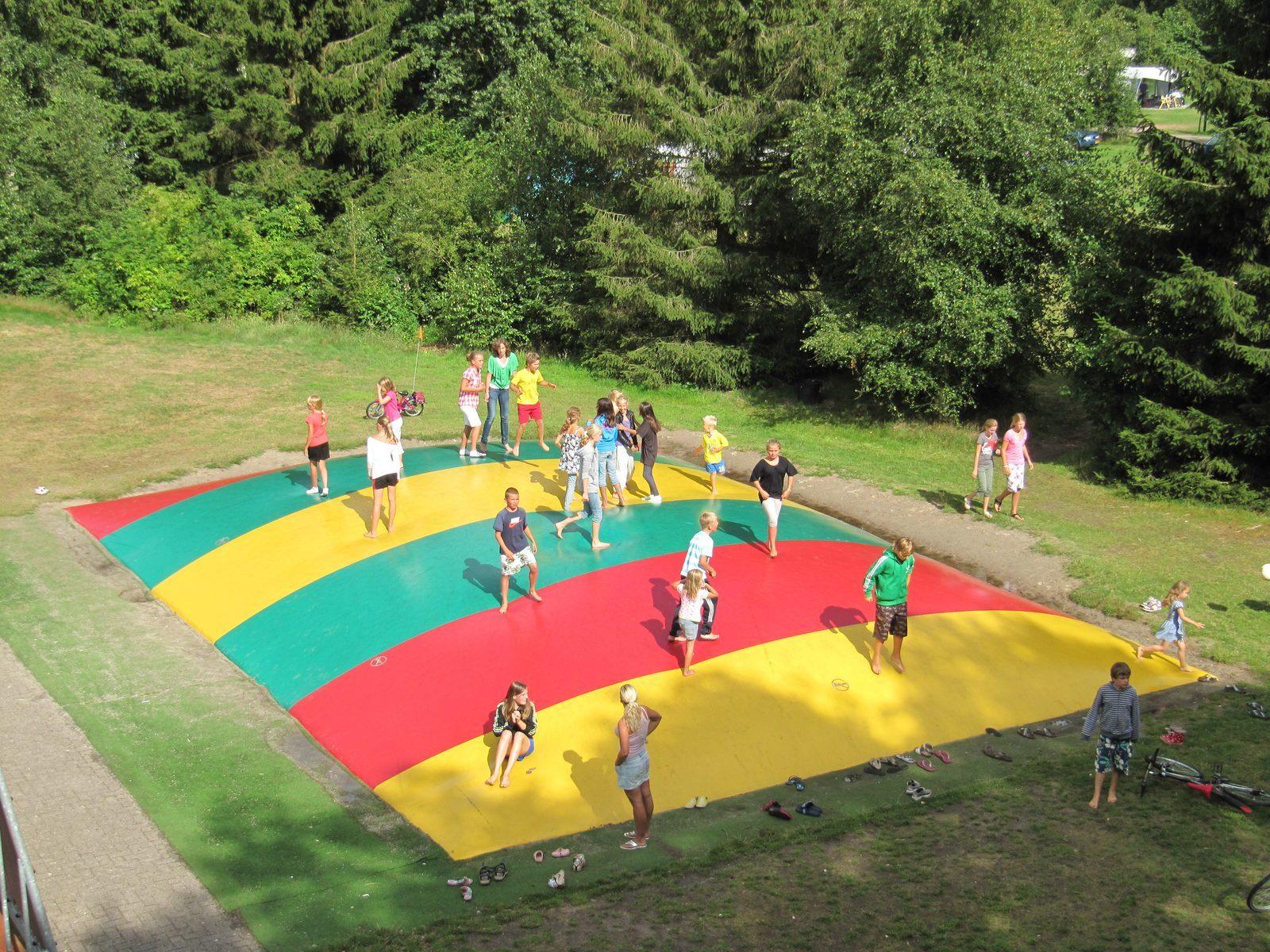 Kindvriendelijke camping Drenthe