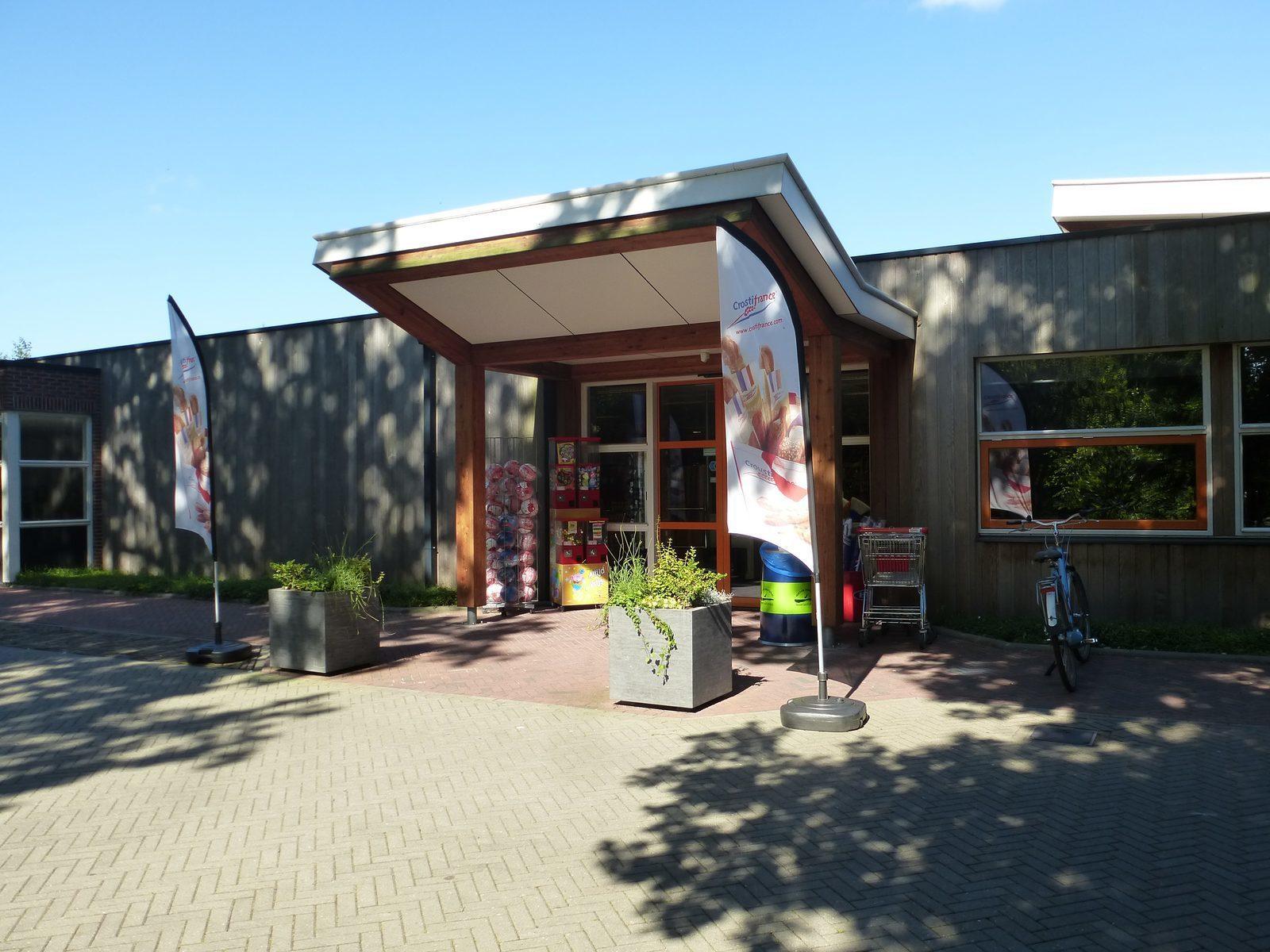 Supermarkt | Vakantiepark Witterzomer