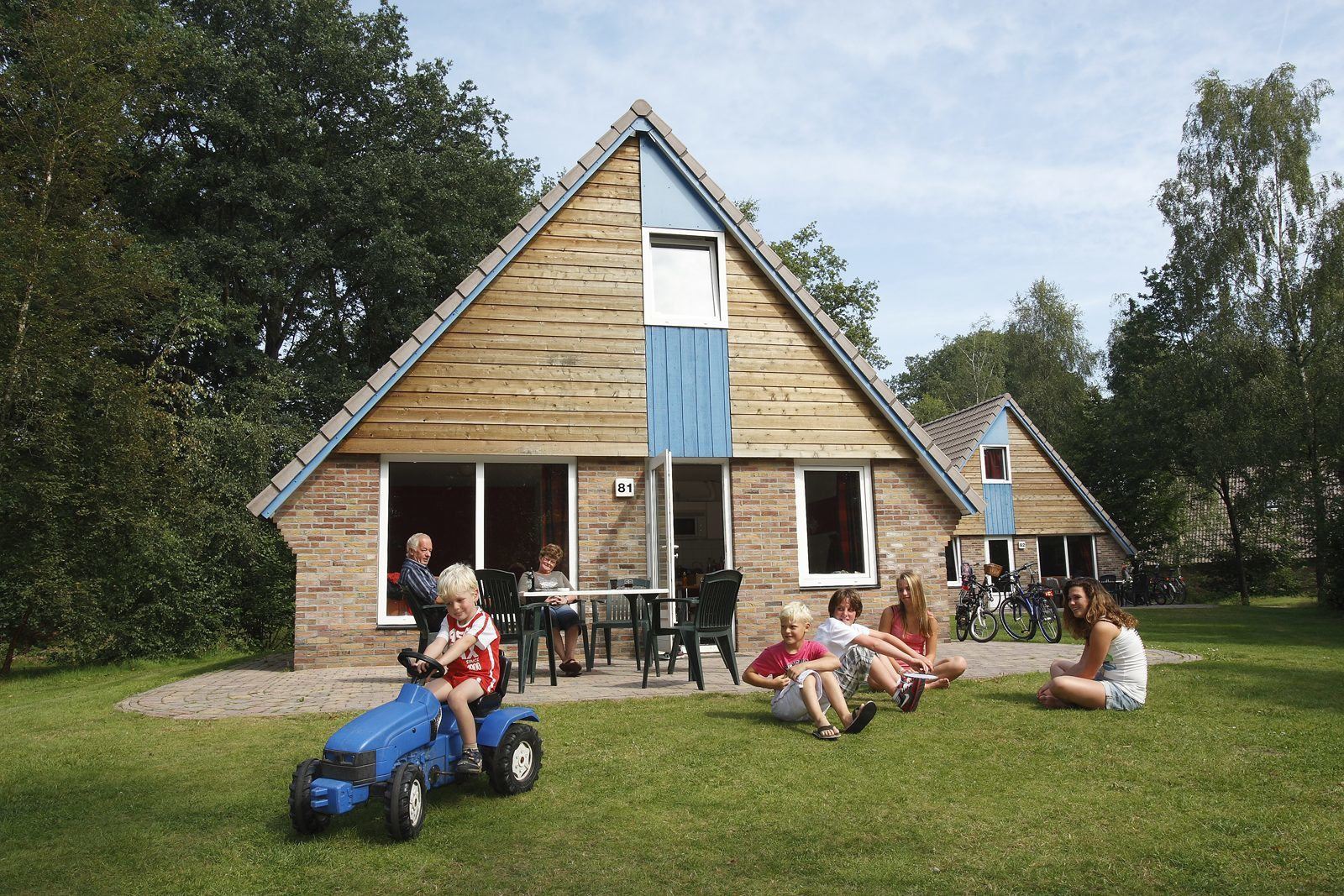 Familieweekend Drenthe