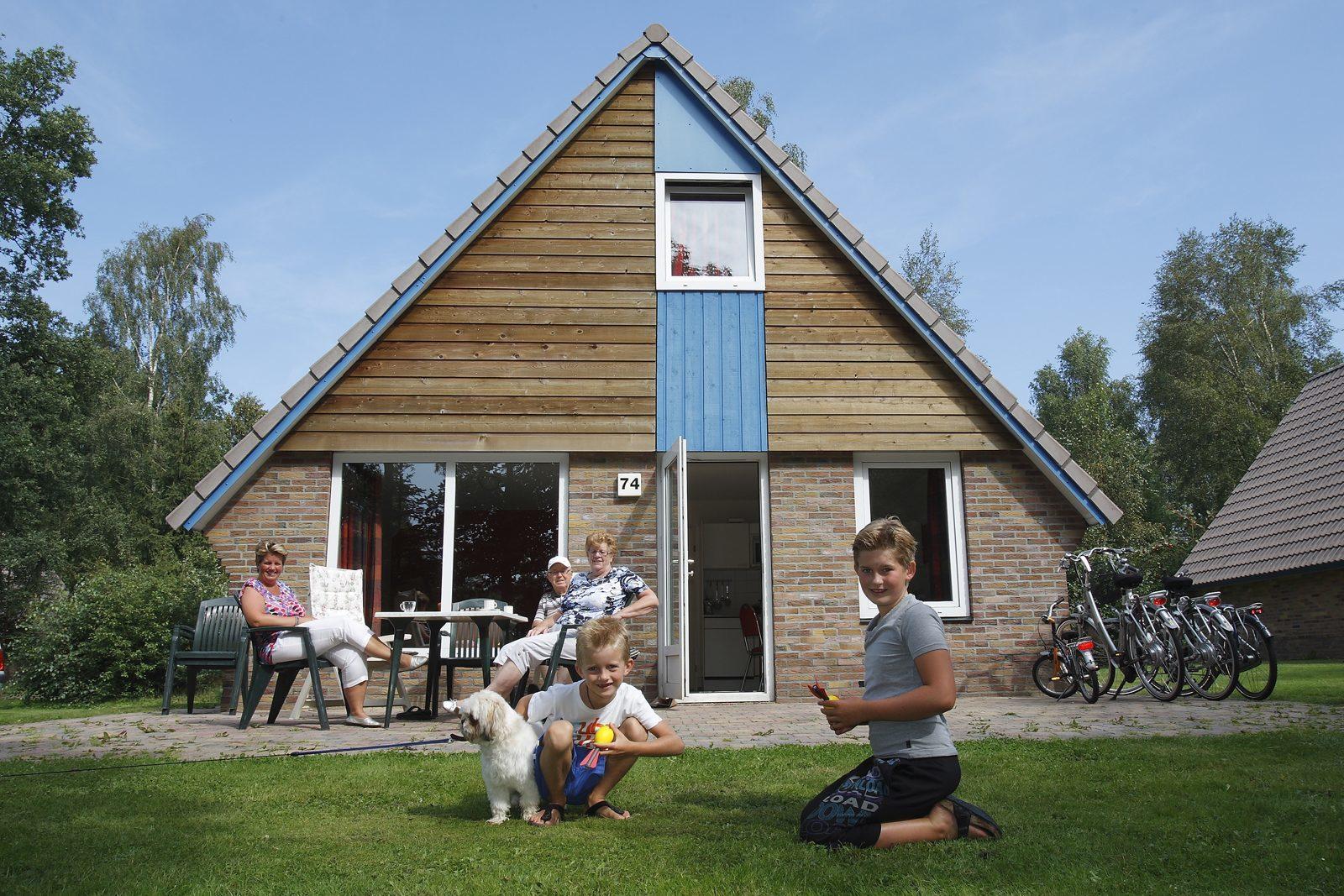 Groepsverblijf Drenthe