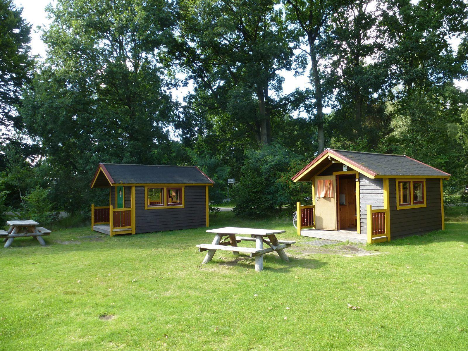 Trekkershut Drenthe