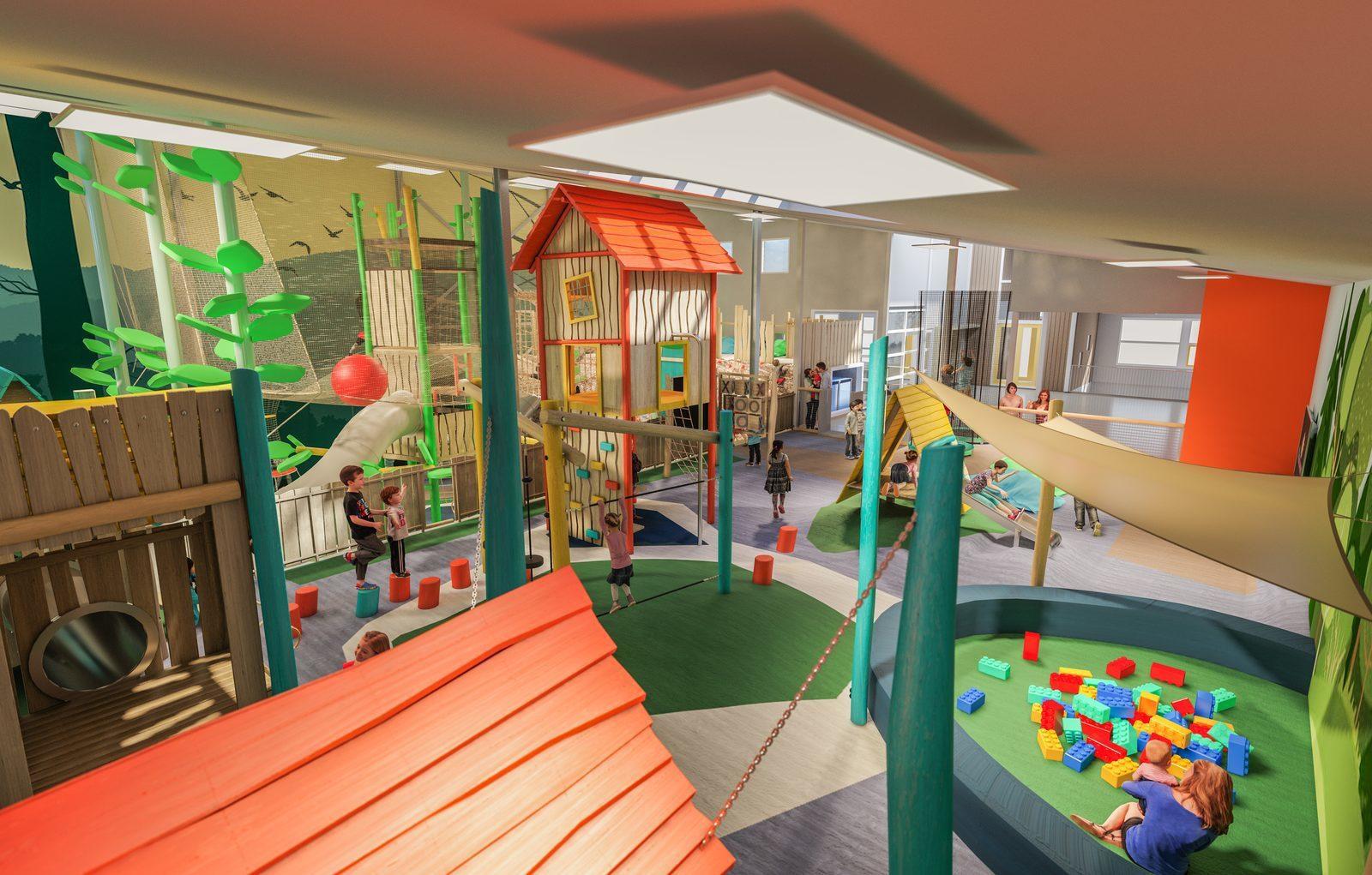 Indoor speeltuin Assen | Vakantiepark Witterzomer