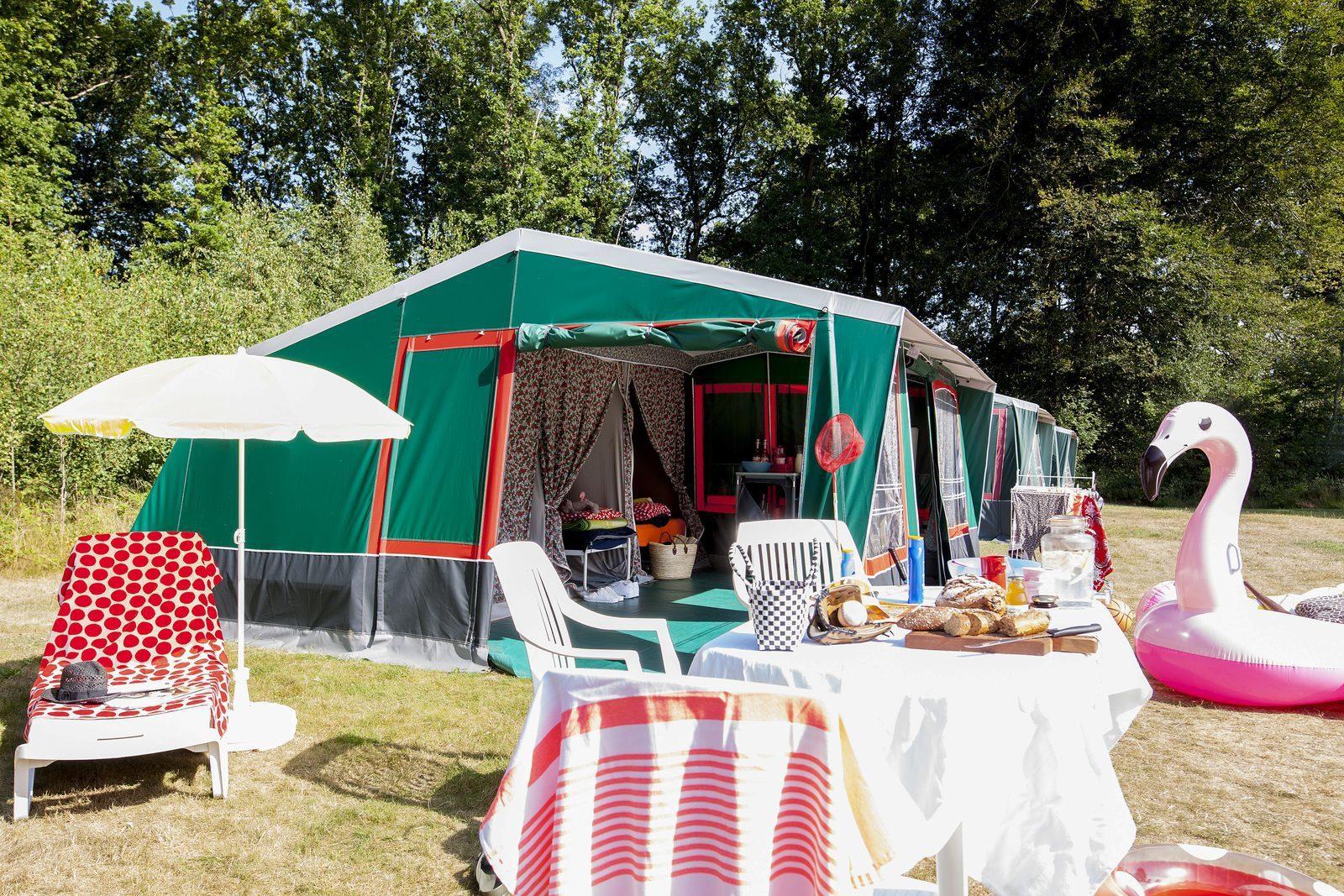 Tent huren Drenthe