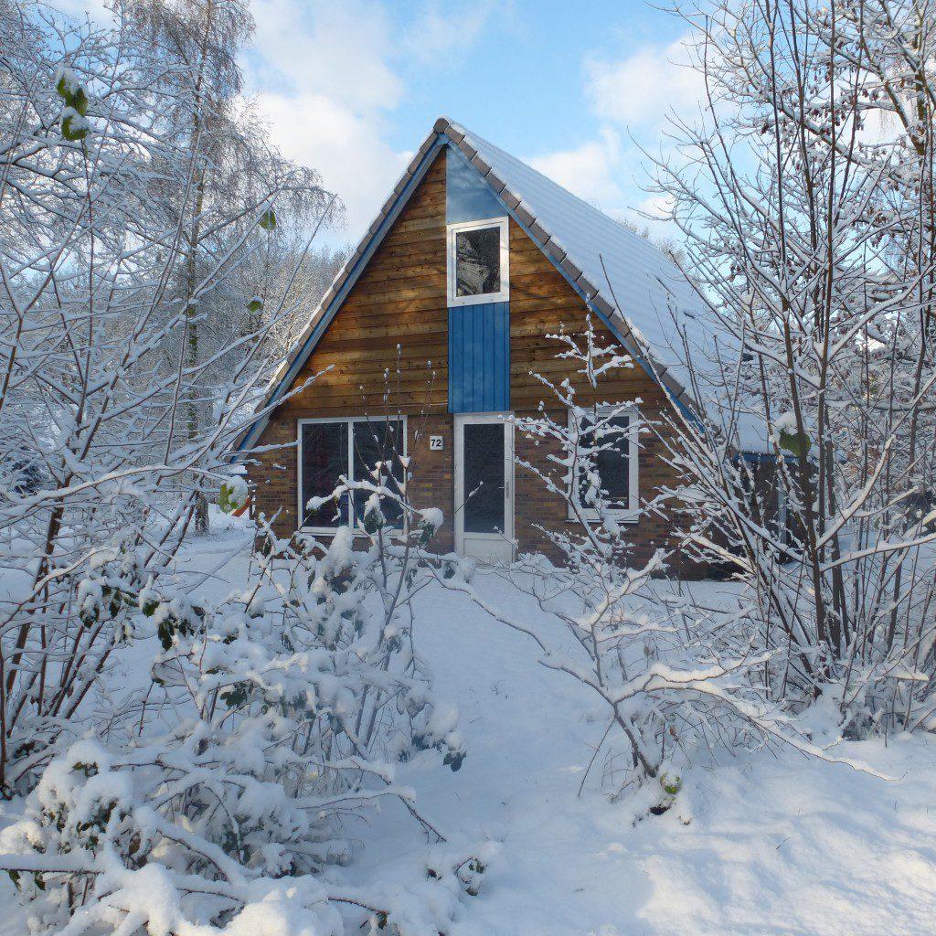 Wintercamping Drenthe