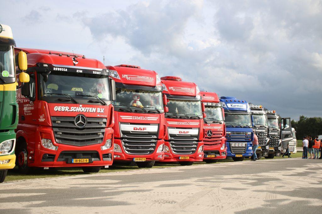Truckstar TT baan Assen