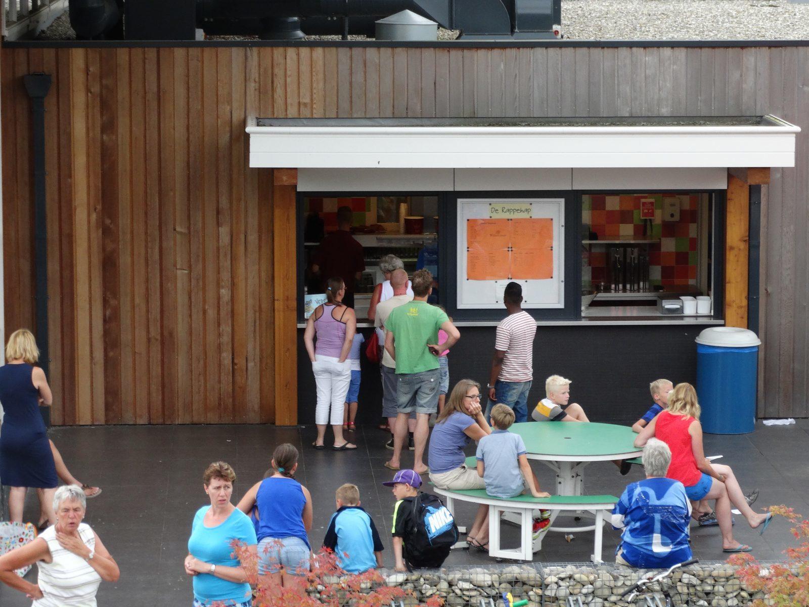 Snackbar | Vakantiepark Witterzomer