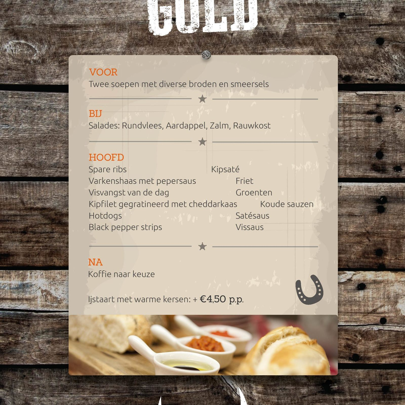 Wild West Gold bij Events op de Veluwe in Voorthuizen