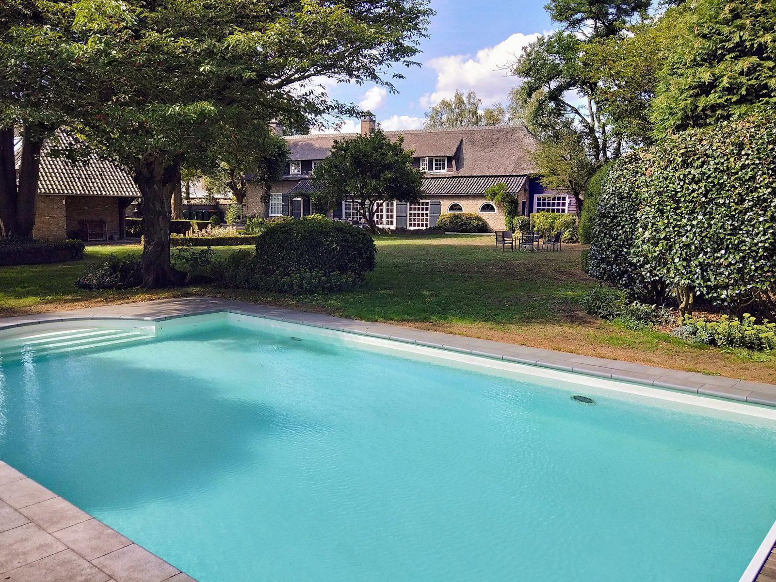 Vrachelse Heide, vakantiehuis in Brabant met zwembad