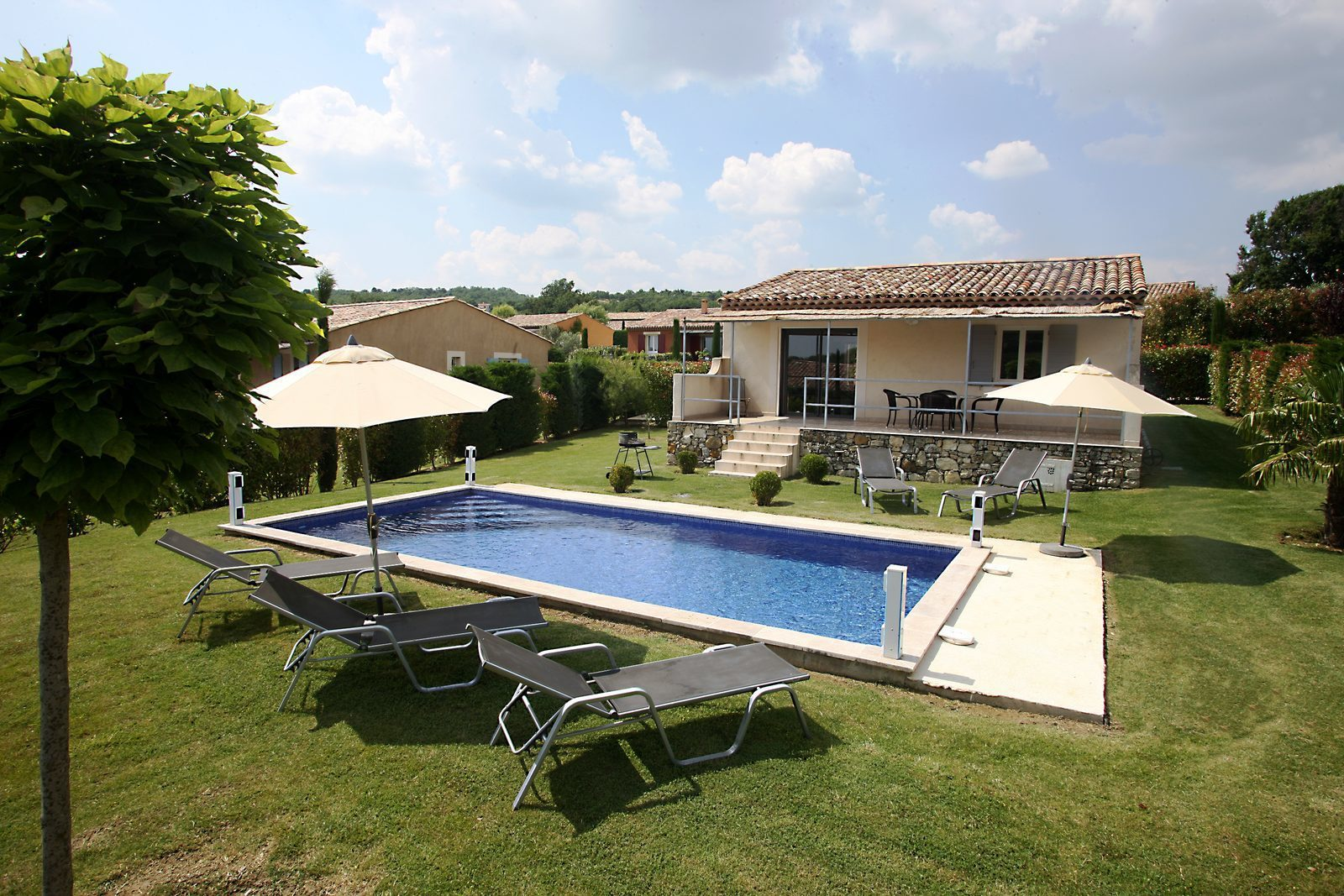 villa Beaudine met privezwembad in de Provence