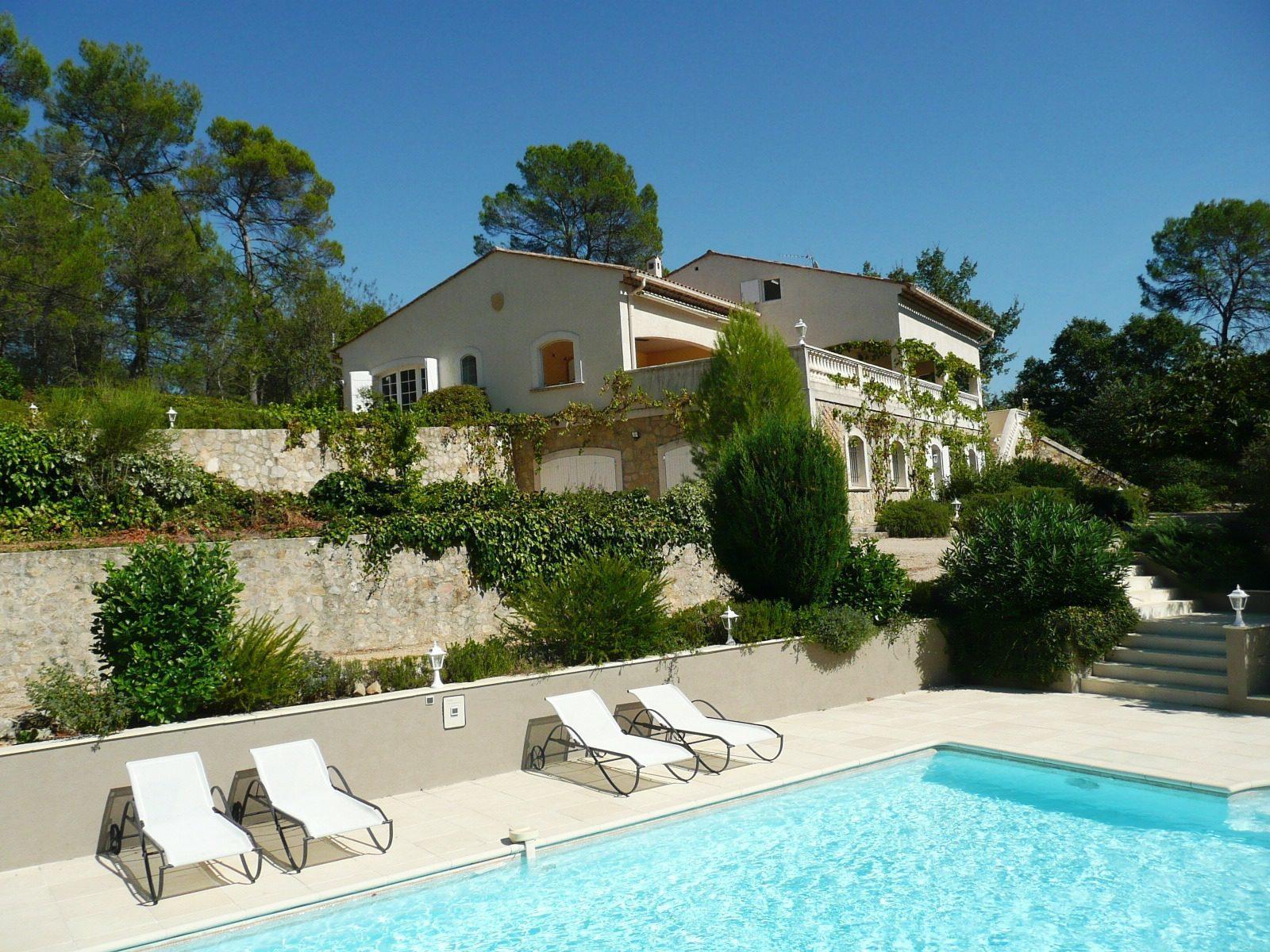 villa du Jean, vakantievilla met zwembad