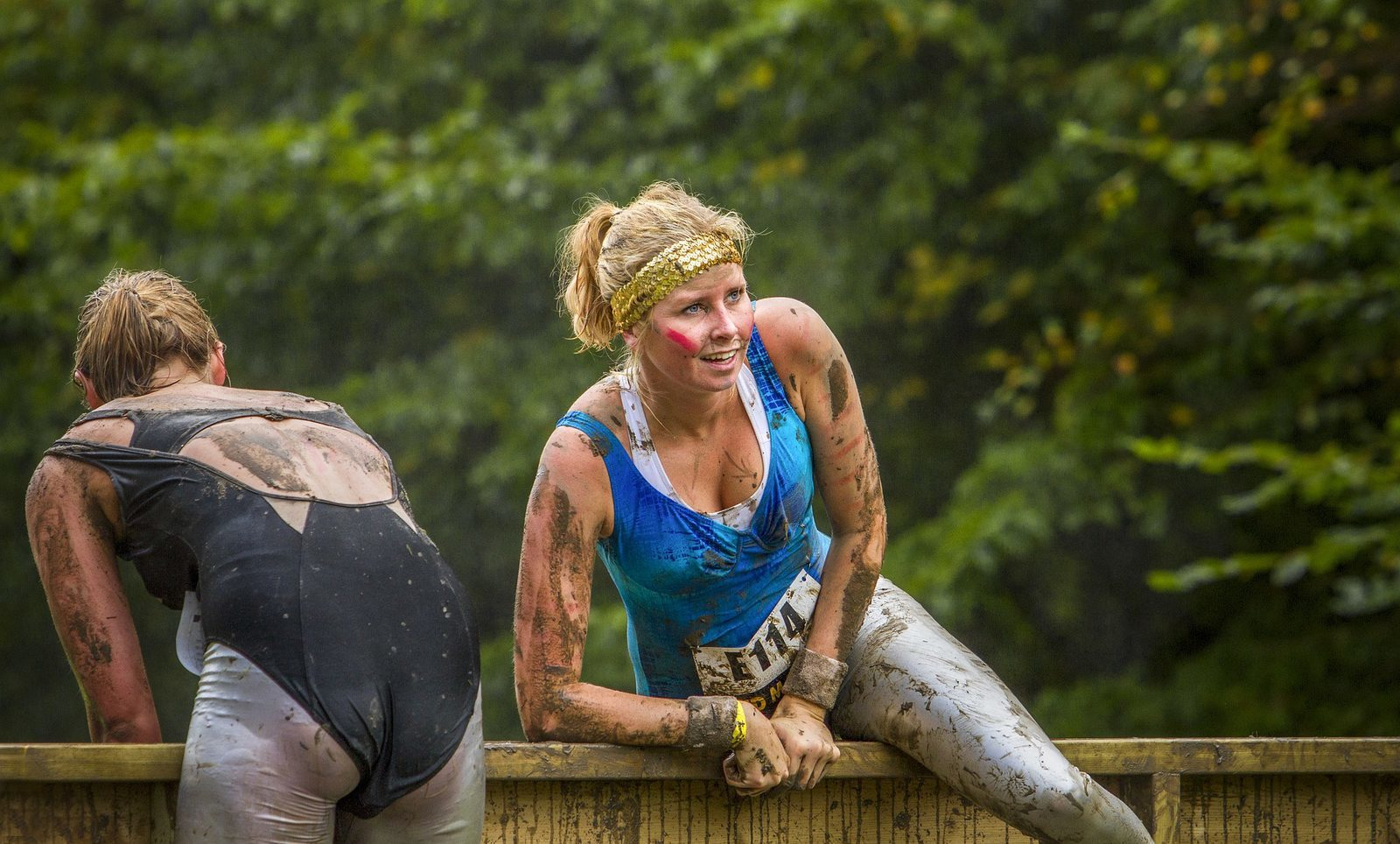 Flevonice Obstacle Run