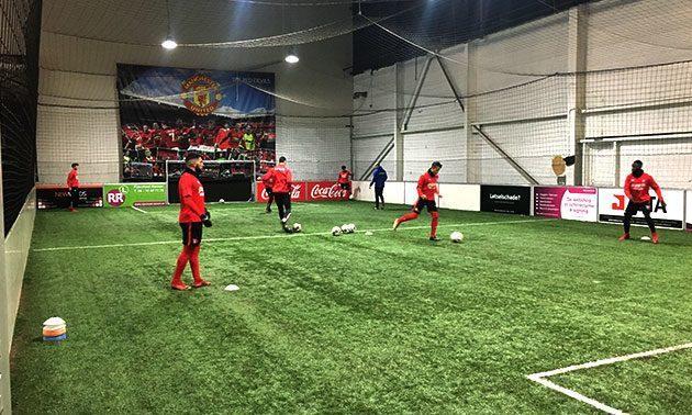 Soccer Insinde