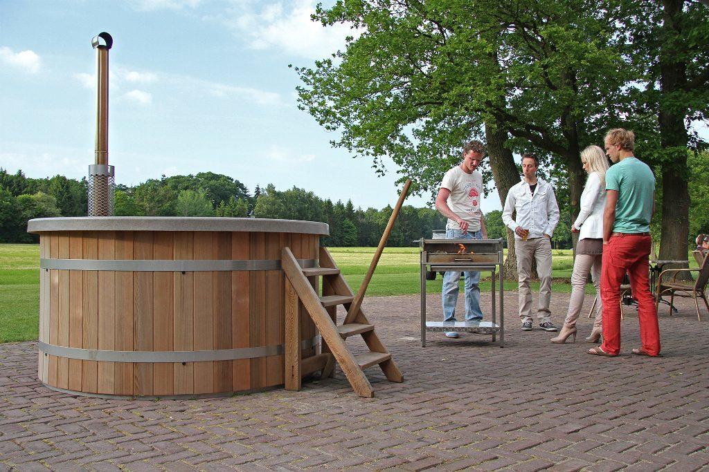 Luxe vakantiewoning Twente - www.borghuis.nl