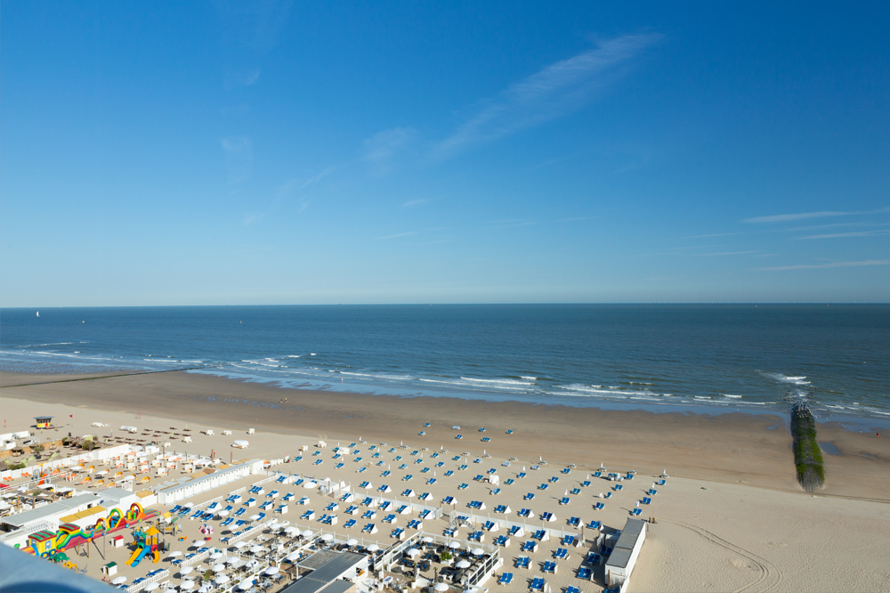 Groepsaccommodaties in Blankenberge