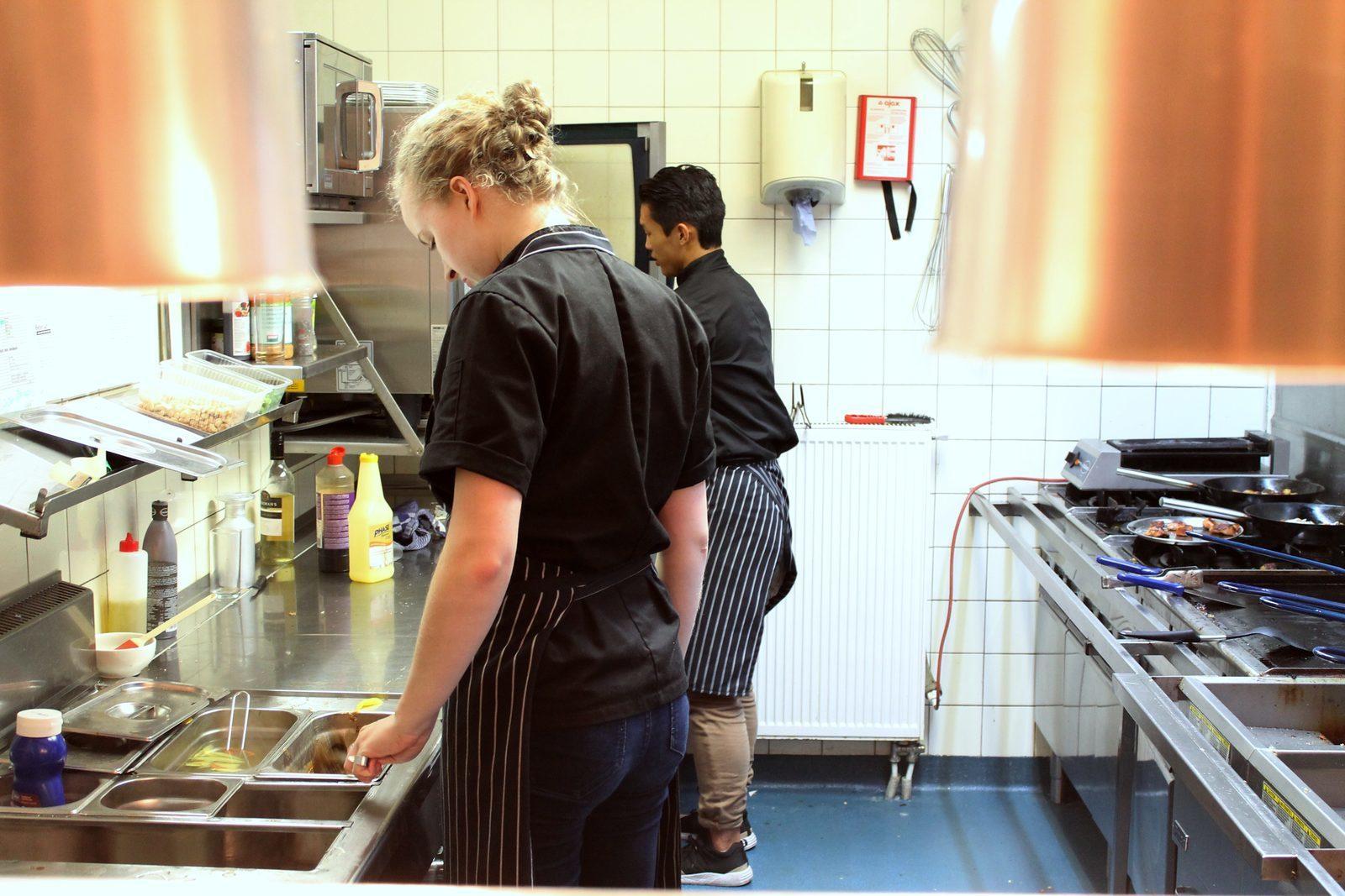Vacature Team Keukenmedewerker
