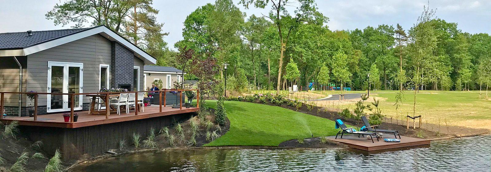 Parc de vacances près d'Apeldoorn