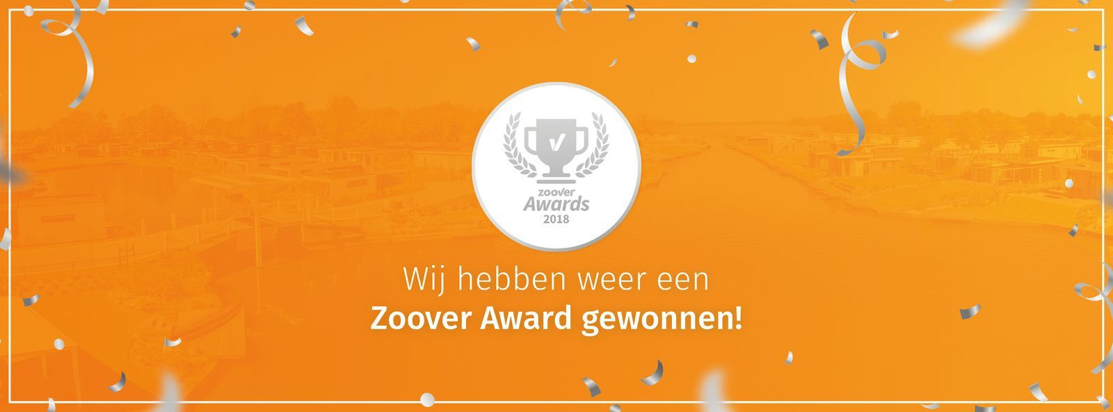 RSVM-Zoover-Award in Silber