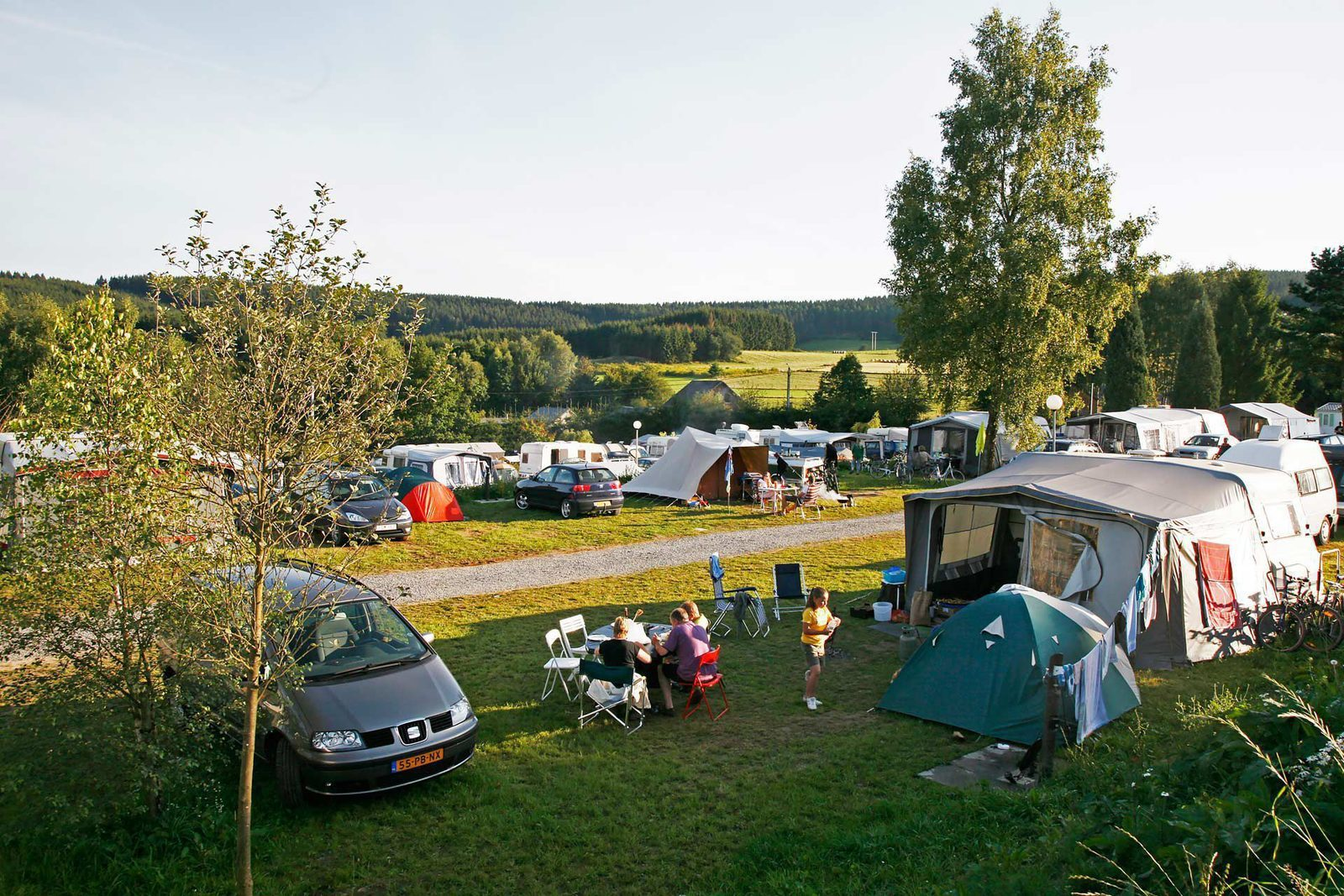 Camping Ardennen - Petite Suisse