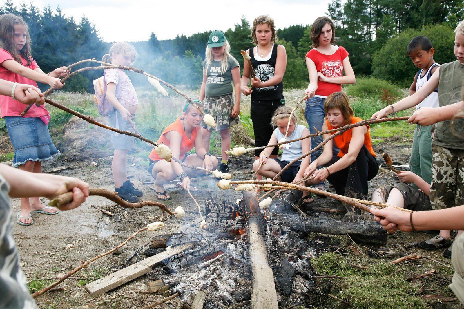 Campsite Ardennes - Petite Suisse