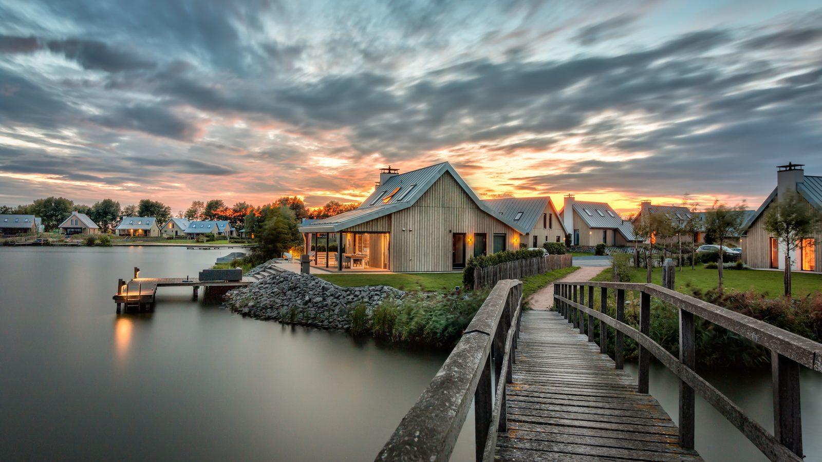 Resort Waterrijk Oesterdam