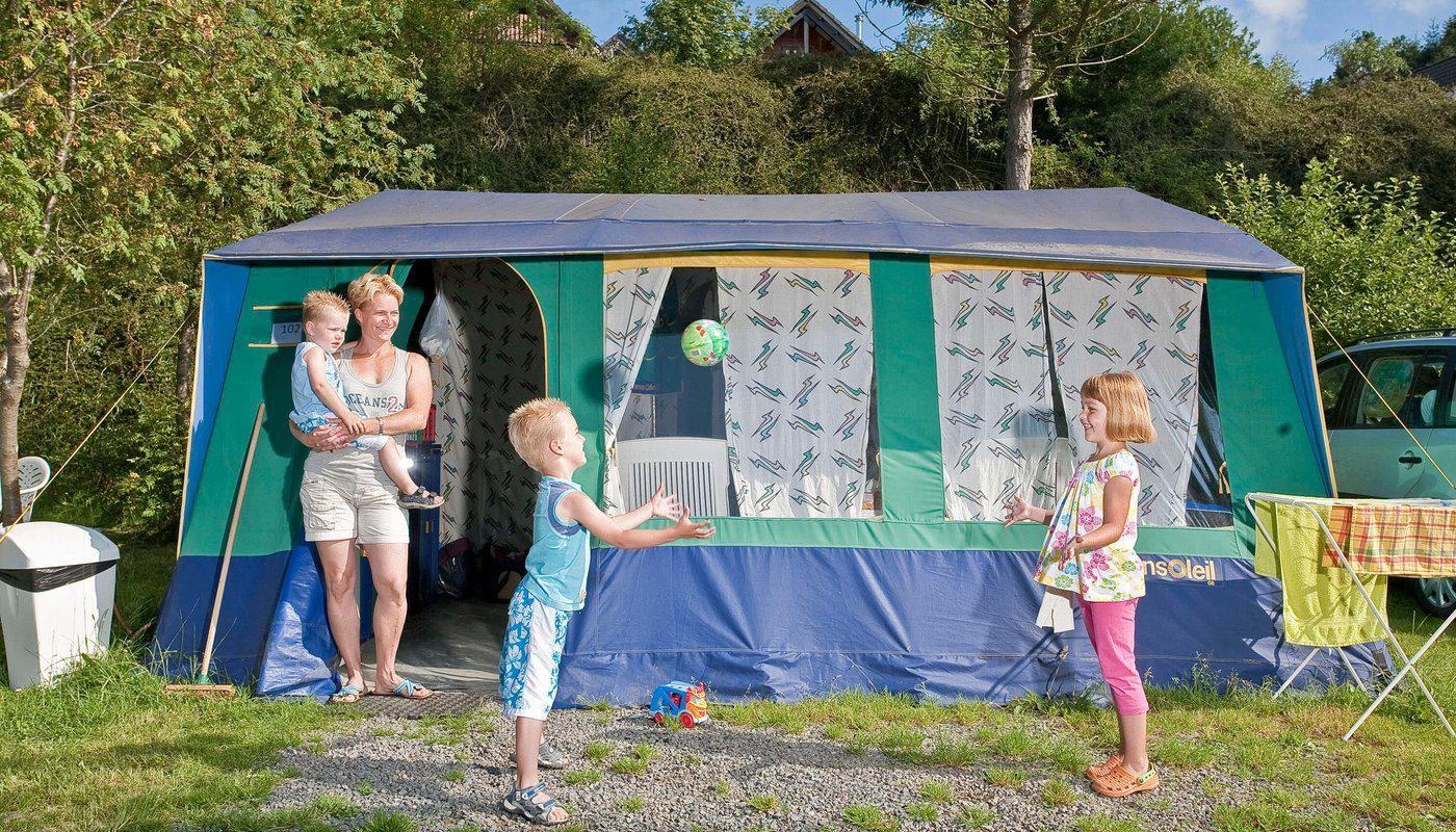 Bungalow tent Petite Suisse