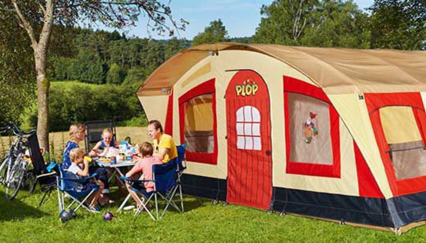Kabouter Plop tent