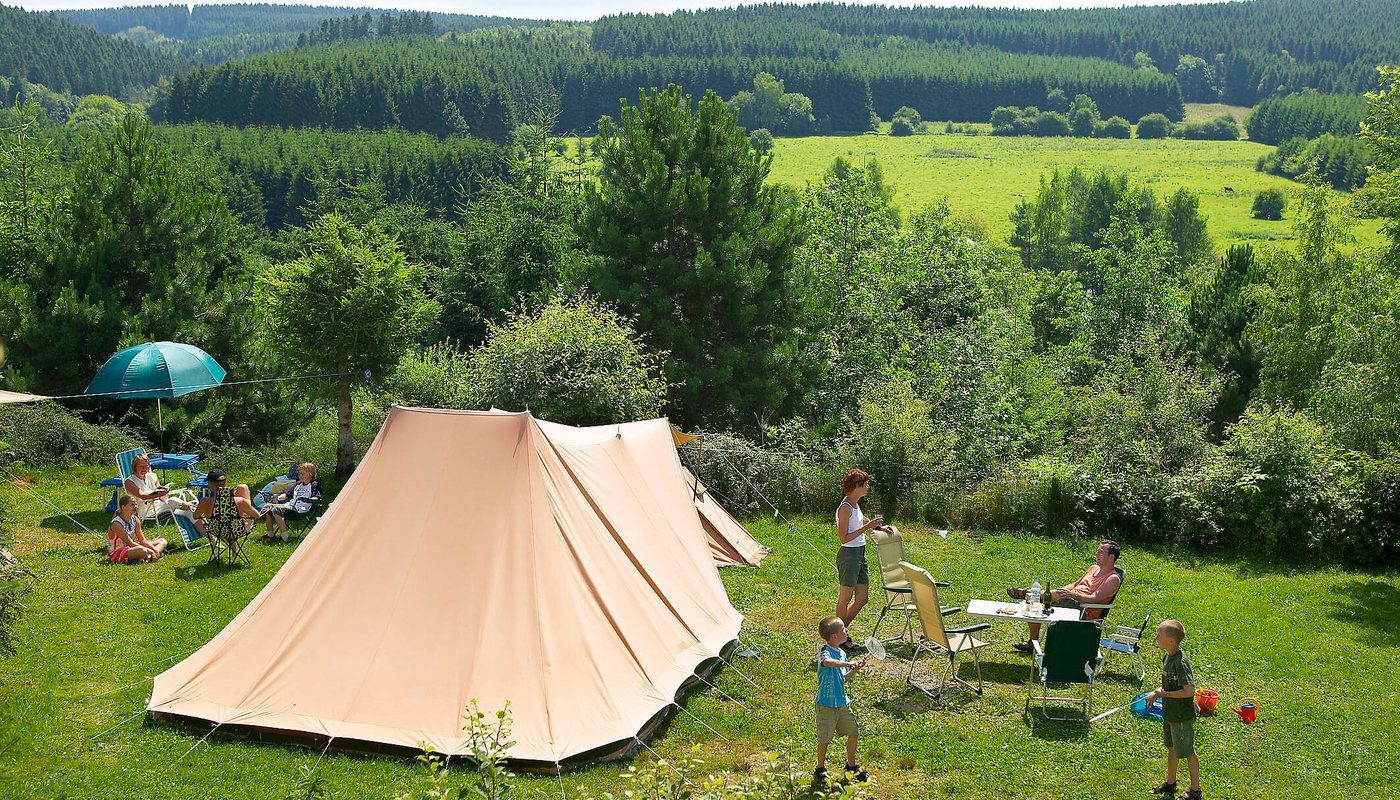 Last minute camping Ardennen