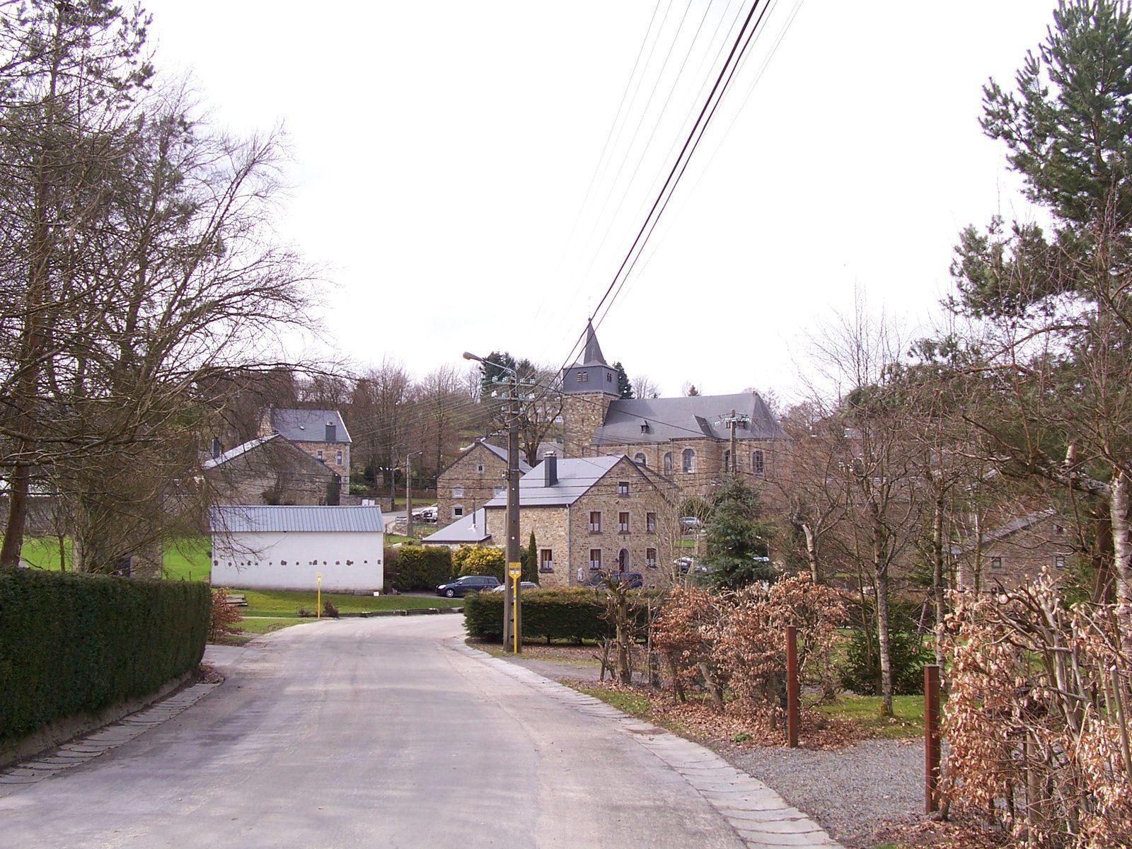 Dochamps in the Belgian Ardennes