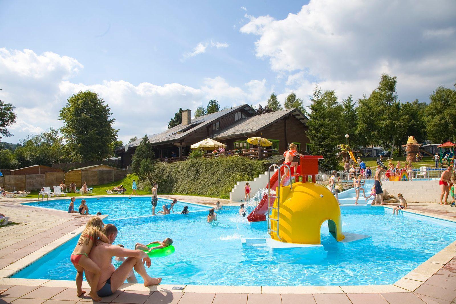 Facilities at Petite Suisse