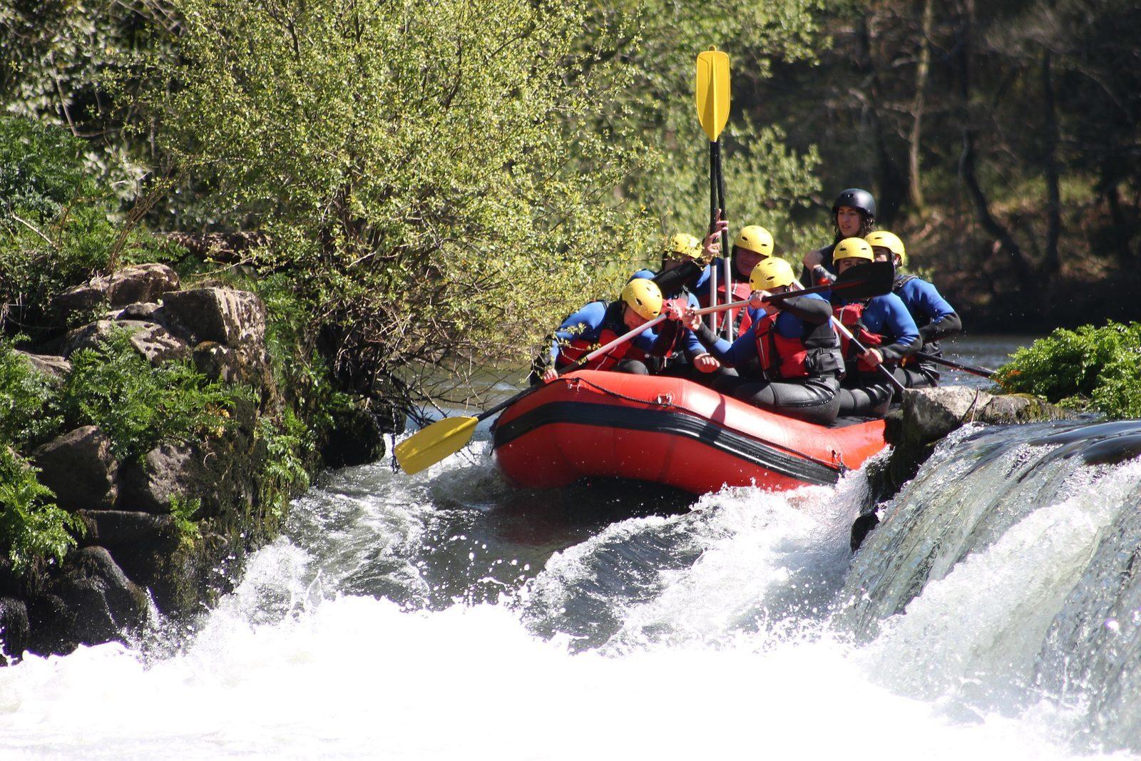 Rafting Ardennen