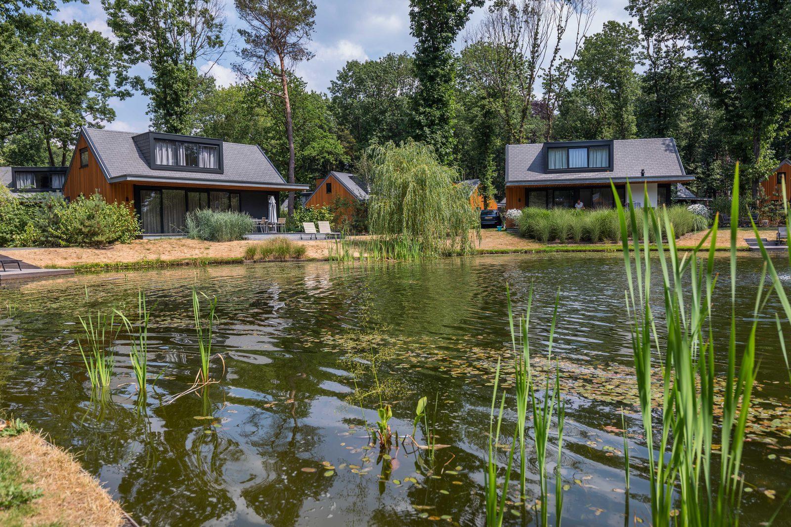Wellness vakantiehuis Nederland