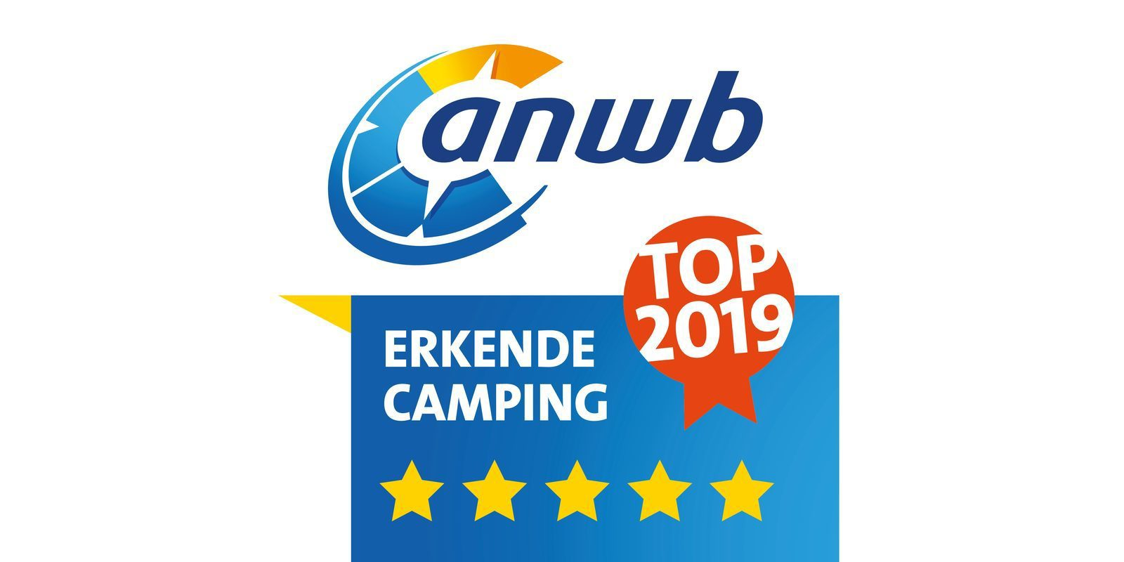 ANWB Top Camping 2019!