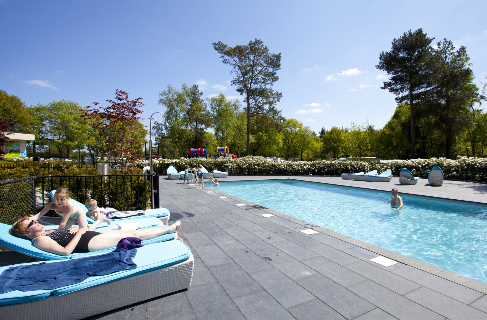 Schwimmbad TopParken