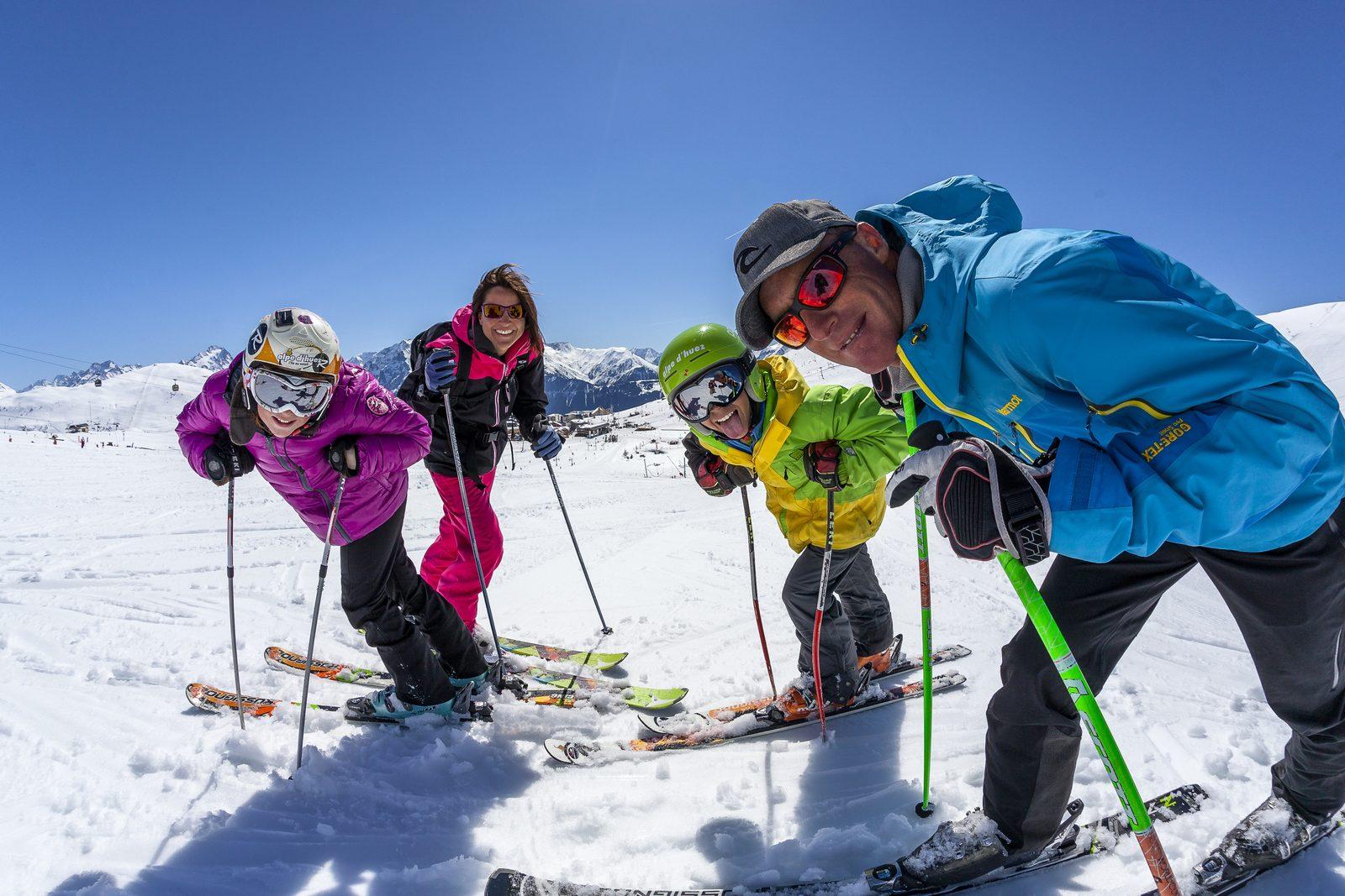 Wintersport plezier voor het hele gezin!