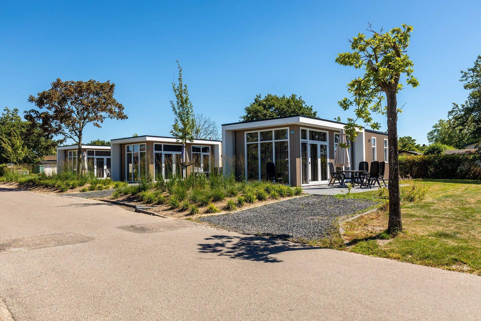 Maison de vacances Parc de vacances De Woudhoeve