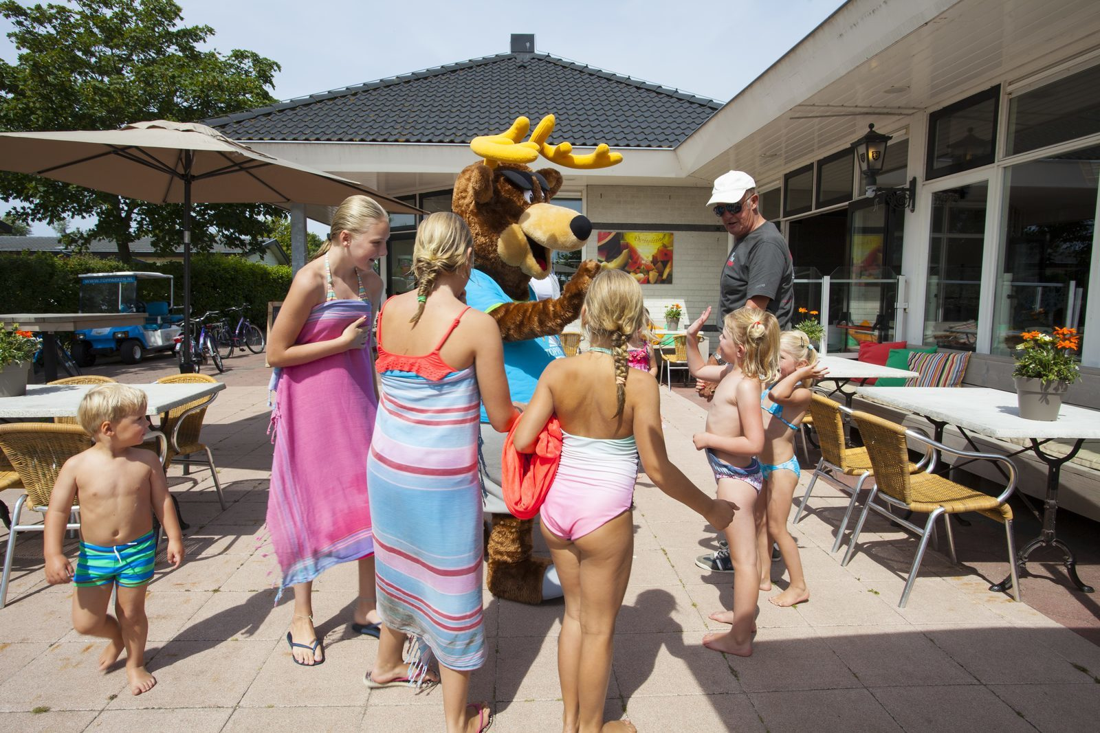 Toppe Bob at de Woudhoeve
